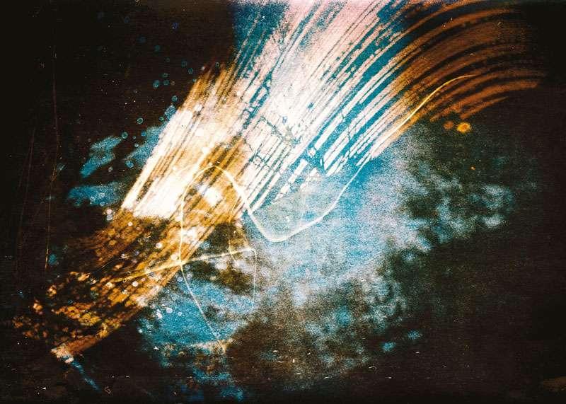 Kontemplacija raspada u solarografiji