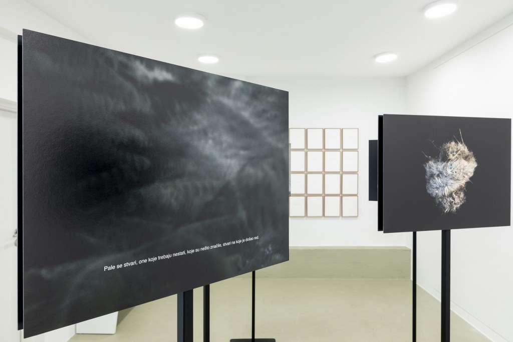 """Početnica likovne kritike: izložba Maše Bajc """"Priroda stvari"""" u Galeriji Spot"""