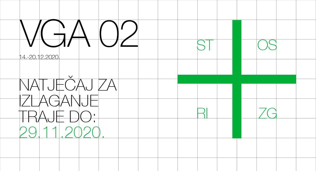 VGA 02: poziv za izlaganje