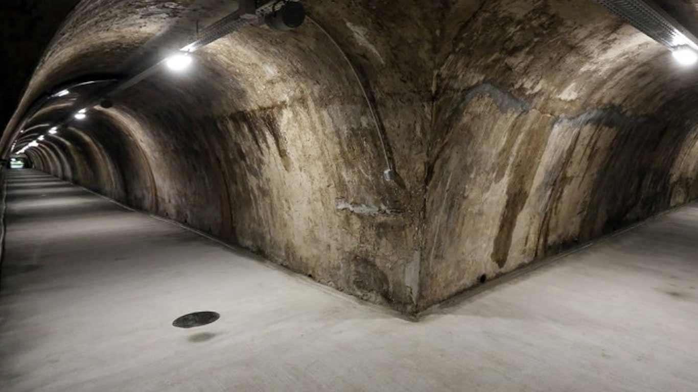 Tunel Grič
